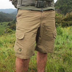 NEW Men Bermudas Casual Shorts calça casual EXÉRCITO CARGO CAMO COMBATE SHORTS DE TRABALHO 3 CORES de secagem rápida TAD