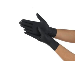 Catering Grade Hot0Pcs Pe Food Film Goalkeeper Real Glove Transparent Kitchen Outside Travel Supplies Gloves