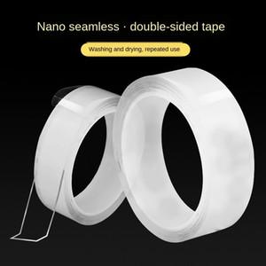 iWM0G Nano- Doppel magic sided Doppel multifunktionales transparent nahtlose Wasch magic Klebebands TikTok gleichen doppelseitig klebende ta