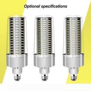 Super Bright LED E27 Corn Bulb 80W-200W LED Lamp 110V 220V Smart IC E39 E40 Big Power For Outdoor Playground Warehouse Lighting.