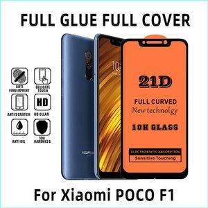 21D, vetro temperato per Xiaomi redmi Nota 9 9S 9Pro Max 8 protezione dello schermo per redmi 9A 9C NFC X10 Lite 5G 8 8A K30 30i Pro Pellicola protettiva