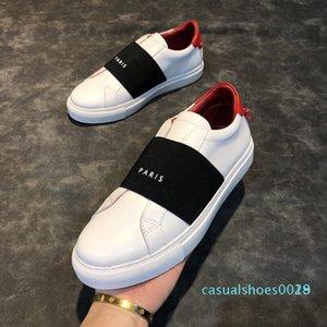 1Best Womens Elastik Band Platformu Casual Lüks Rahat Deri Espadrilles Erkek Loafers Yetişkin Nefes ayakkabı C18 tasarımcıları