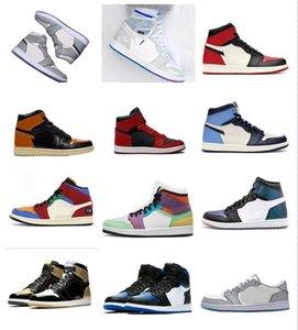 2020Retro 1s NakeskinÜrdünAJ11 ayakkabıbir kalite erkekler kadınlar Basketbol spor ayakkabısı chaussures Shattered Backb Kvq7 # sinek