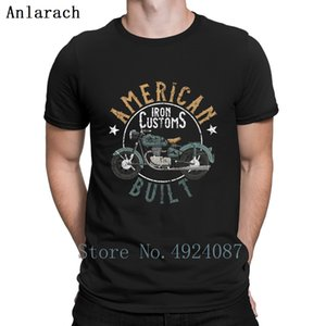 Biker Life Usa American Motorcycle T Shirt Casual Costume Trend O-Neck Fitness Clothing Branded Summer Style Customized Famous