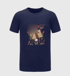 2020 new fashion classic men's Letter striped embroidery shirt cotton mens designer T-shirt white black designer polo shirt male M-3X