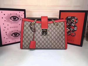 Hot migliore sacchetto di qualità del progettista sacchetto del messaggio delle donne di lusso Genuine Leather Mens di marca designer borse zaino 35-23-14cm 479.197 03