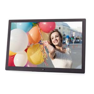 IPS HDMI 15 inç 15. 6 İnç Arka Işık 1920 * 1080 Full Fonksiyon Dijital Fotoğraf Çerçevesi Elektronik Albüm digitale Resim Music Video