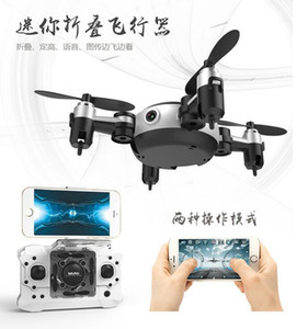 NEW RC Drohne KY901 Mini Dron faltbare Selfie Drone WiFi FPV RC Quadcopter mit HD wifi Kamera High rc Spielzeuggeschenke Verformung