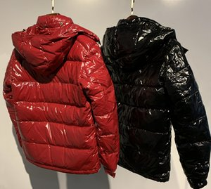 Mens Down Jackets Winter jackets Coats Top Quality New Men Women Winter Casual Men's Outdoor Warm Feather Outwear coat Thicken high grade 55