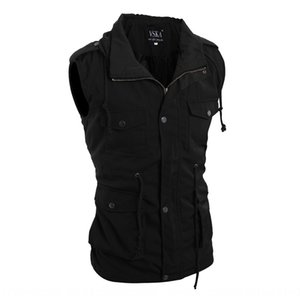518ku Multi-карман Slim Fit мужских случайный рукавов рукав клип 5970 Multi-карман пригонка люди вскользь рукава рукава куртка клипа куртка