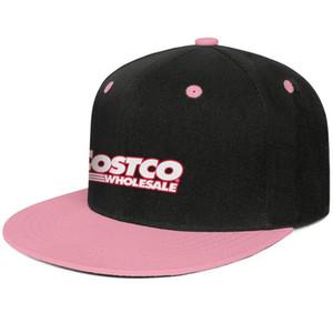 Costco produits en gros en rouge en ligne unisexe plat Brim Base-ball casquette frais casquettes de camionneur personnalisé camouflage gris Pike cancer du sein les