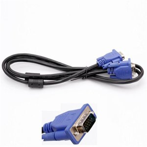 1.5M 5FT 15Pin VGA Male to Male VGA Cable for TV Computer Monitor Extension Cable
