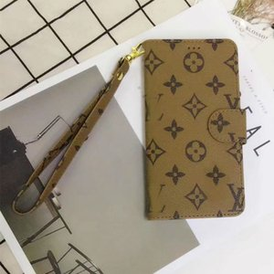 Designer Phone Case for iPhone 11 Pro Max 12 With Leather Credit Card Bag Fashion Phone Case for iPhone XS Max XR X 8 7 Plus