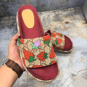 2020 xshfbcl New Women's Original G slide sandal women's slippers fashion casual slippers top quality size 35-40