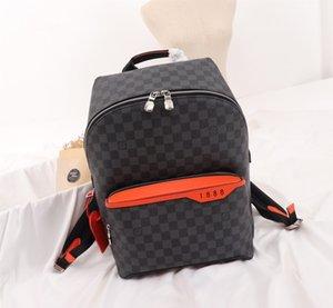 Hot best quality Designer bag Luxury women message bag Genuine Leather Mens designer handbags brand backpack 37-40-20cm N40157 01