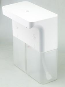 köpürme Sıvı tipi Otomatik Sensör İndüksiyon Sabunluk Akıllı İndüksiyon yıkama Temassız banyo aksesuarları çıkış Çift