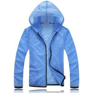 Summer Men Women Quick Dry Camping Hunting Clothes Sun-Protective Running Jacket Outdoor Sports Coats Anti UV Windbreaker