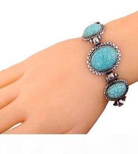 U Oval Tortoise European Beads Charm Bracelet 8 Pieces A Lot Mixed Style ,Hot Sale Women &#039 ;S Diy Tibetan Silver Turquoise Bracelet