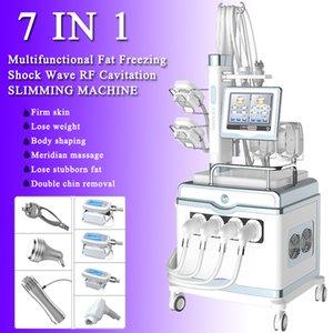 shock wave radial machine shockwave cryolipolysis slimming beauty equipment RF cavitation body shaping weight loss machine shockwave
