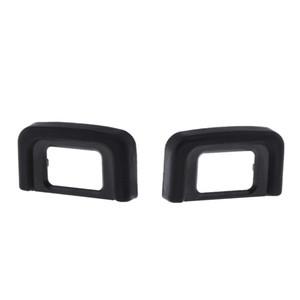 2x Rubber Eyepiece Eyecup for NIKON DK-25 D5600 D5100 D5000 D3500 D3200 DSLR