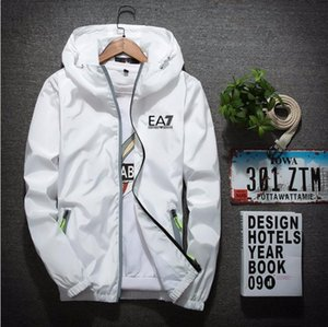 2020 Men Medusa Jackets Long Sleeve Zipper Jacket Fashion Pattern Print Slim Fit Windbreaker Mens Antumn Winter Outdoorwear Coats M-6XL