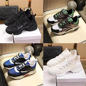 Yüksek Kaliteli Gerçek Deri Dana derisi Spor B22 B23 Teknik Örme Retro Dikiş Erkekler Kadınlar Düz Tabanlı Düşük üst Günlük Ayakkabılar Ayakkabı Koşu