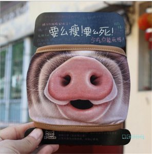0utlet DHL Adults Creative Funny Printing Face Mask Cotton Summer Sunproof Outdoor Dustproof Cycling Sports Mouth Cover Masks Wash