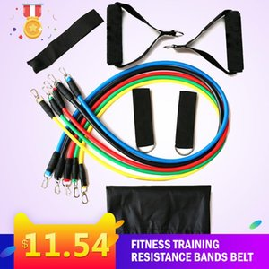 Fitness Equipment Gym Home Abs Multi-functional Muscle Yoga Training Rope Strength Training Resistance Bands Belt Sport Home