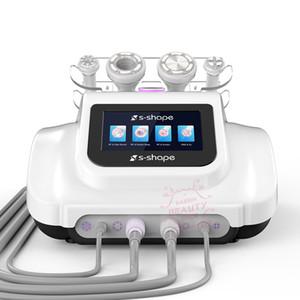 Высокое качество 30K кавитация Sound RF EMS Электропорация вакуумного отсоса тела Уход за кожей лица Многофункциональный Тонкий красоты машина