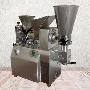 In 2020, the new commercial 3600Pcs h stainless steel dumpling machine samosa dummy dumpling machine is suitable for 220v in hotels and