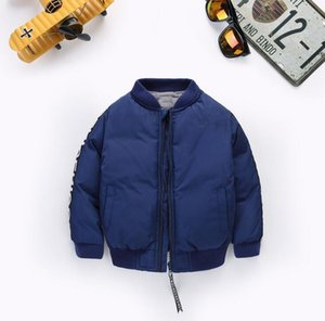 2020 new brand M Boys Down Parkas Jackets Winter Jacket Boy Fashion Children Thick Coats For Kids Windbreaker Jackets