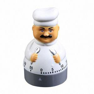 Best Selling Produkte Küchen-Timer Analog Alarm Gadget Bell-Zeit Timer Cooking Chef Großhandel Dropshipping Großhandels bXMl #