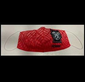 Korea Fußball Maske Cotton flamengo nachhaltige Nutzung austauschbare Einwegmasken Großhandel Fußballmannschaft Club Protect Fußball Maske