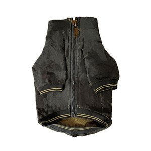 Classic Fall Winter Dog Jacket Dress Fashion Pet Camisole Apparel Clothing Dog Cat Apparel Supplie Wholesale Price