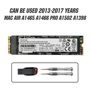 NUOVO 512GB SSD per 2013 2014 2015 Macbook Pro Retina A1502 A1398 aria A1465 A1466 A1418 A1419 iMac 256GB 1TB