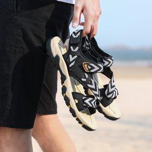 Оригинальный Классический башмаков сад Вьетнамки воды обувь Мужчины лето пляж Аква Трусы Открытый плавательный Сандалии Bistro Frozen обувь
