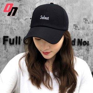 Summer new outdoor baseball Net red embroidery cap men's and women's sun hat baseball cap Korean all-match fashion sun hat