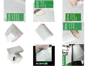 0 65X10 White Bubble Mailer Padded Envelopes 250Ct By Bubble Mailer Envelopes 250Ct 0 65X10 High Visibility dayupshop kpDNi