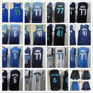 Cheap Wholesale Stitched Jersey Top Quality 2020 New Mens Man Blue White Navy Blue city Jerseys
