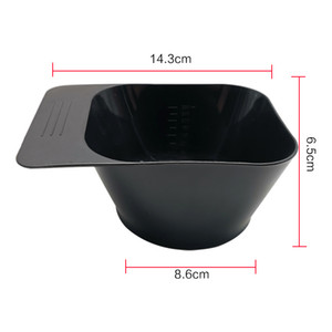 Hair Treatment Bowl Square Dyeing Bowl Hairdressing Tools Large Dyeing Bowl Hair Film Inverted Film Hair Treatment Cream Special Dyeing
