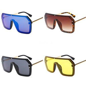 FENCHI Oversized Polarized Double F Sunglasses Men UV400 High Quality Retro Pilot Sun Glasses Coating Lens Driving Eyewear For Men Women#550