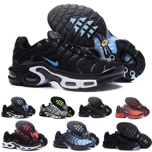 Newest Mens Airs Mercurial Tn Running Shoes Fashion Rainbow Colorfull Men Designers Sneakers Chaussures Hombre Tn Man Sport Trainers GS7DL