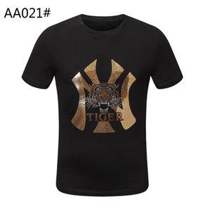 christmas mens t shirt 3D printing jogger T-shirts casual black and white laure ralp short sleeve tshirt SHCPTX8