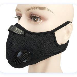 Mask Explosion Dust Ear-Hook Mask PM2.5 Men And Women Outdoor Running Sports Bike Masks Anti-Gray Anti-Fog Anti-Pollen Masks