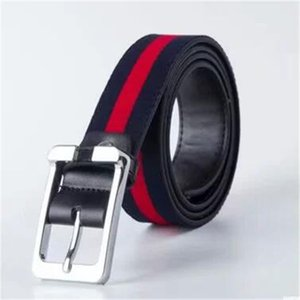 2020 The latest classic hot sale belt fashion smooth buckles belt han version leisure take youth belt hot style