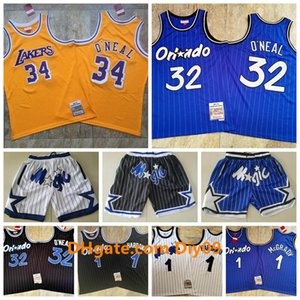 O Neal 32 Shaquille Orlando
