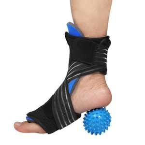 1 Pcs Professional Ankle Splint Bandage Adjustable Ankle Support Brace Protector For Arthritis Pain Relief Guard Wraps Brace