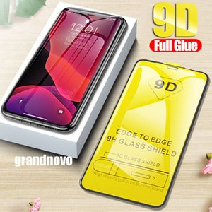 9D Полный Клей закаленное стекло Изогнутые края гвардии пленка крышки экрана протектор для Huawei Honor 30 Lite 30S 10X 9А 9С 9S Play 4 4T Pro X10