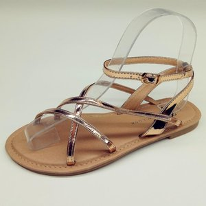 2020 Rome sexy new flat shoes factory wholesale explosion summer female sandals fashion slippers