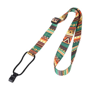 Width 2.5cm Ethnic Wind Ukulele Strap Guitar Acoustic Bass General Purpose